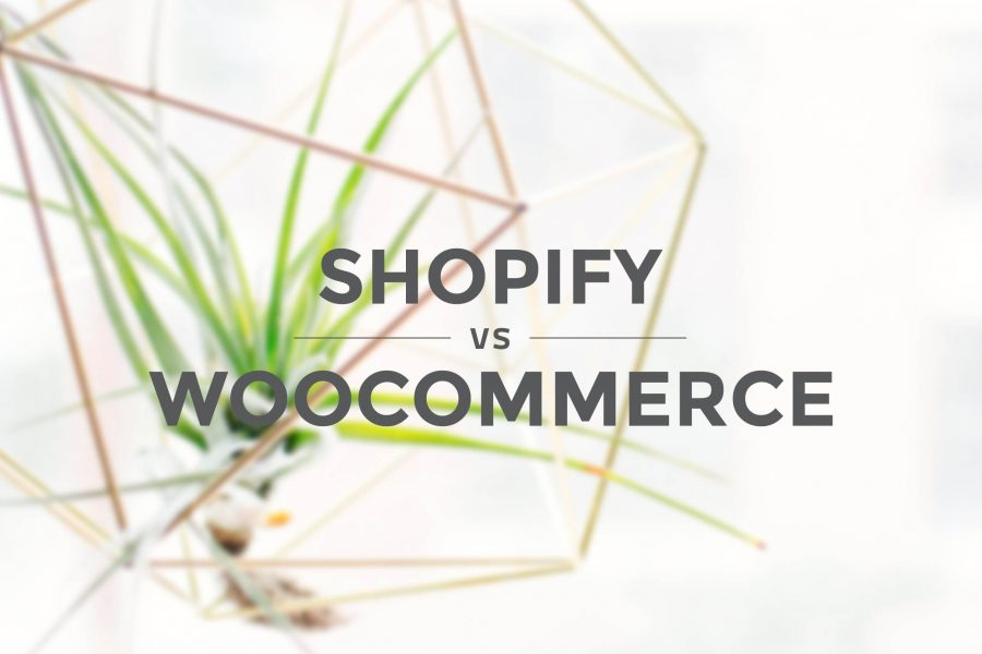 shopify vs woocommerce which to choose?