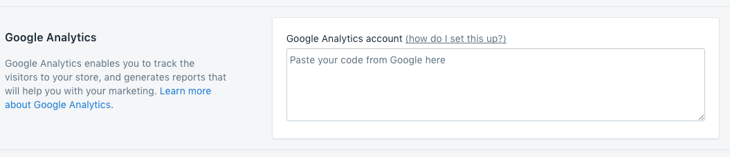 shopify-google-analytics